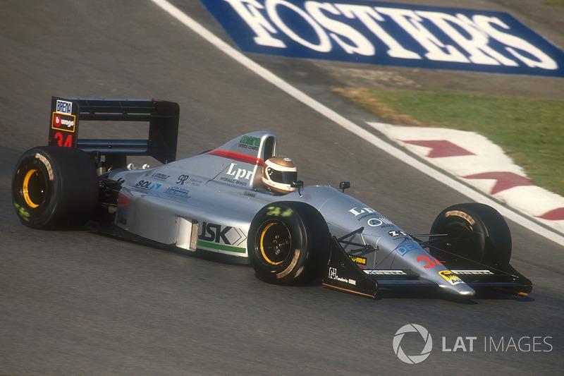 Mais entradas sem jamais se classificar para um GP: Claudio Langes