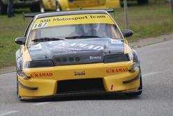 Ruedi Fuhrer, Honda CRX F20, MB Motorsport, Equipe Bernoise