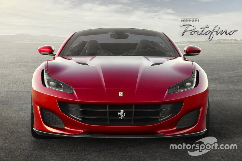 Prodotto Fotogallery: la Ferrari Portofino