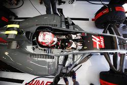 Кевін Магнуссен, Haas F1 Team у боксах
