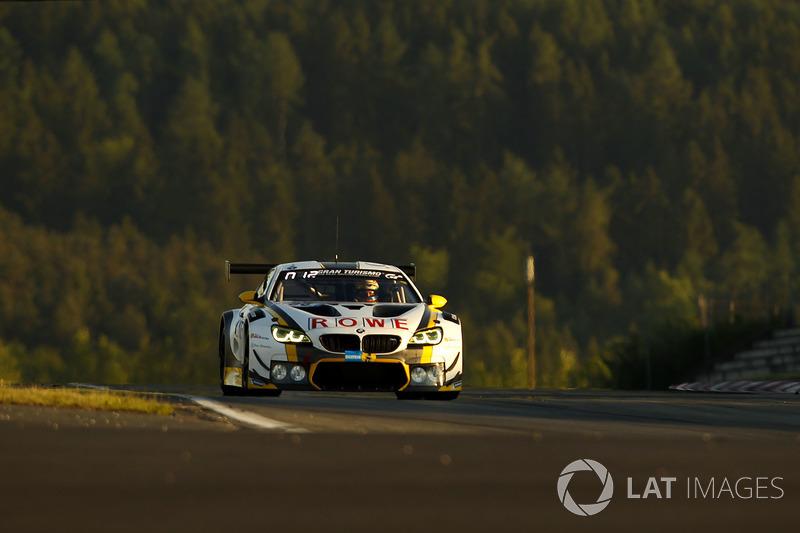 1. #98 Rowe Racing, BMW M6 GT3