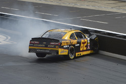 Brendan Gaughan, Richard Childress Racing Chevrolet crash