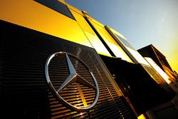 Моторхоум Mercedes AMG