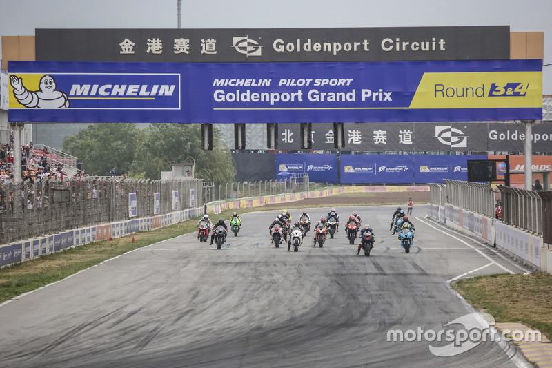 GPGP摩托车车赛-第二站