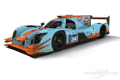 Pintura da Tockwith Motorsports
