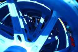 Une roue de Tito Rabat, Estrella Galicia 0,0 Marc VDS