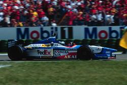 Gerhard Berger, Benetton Renault