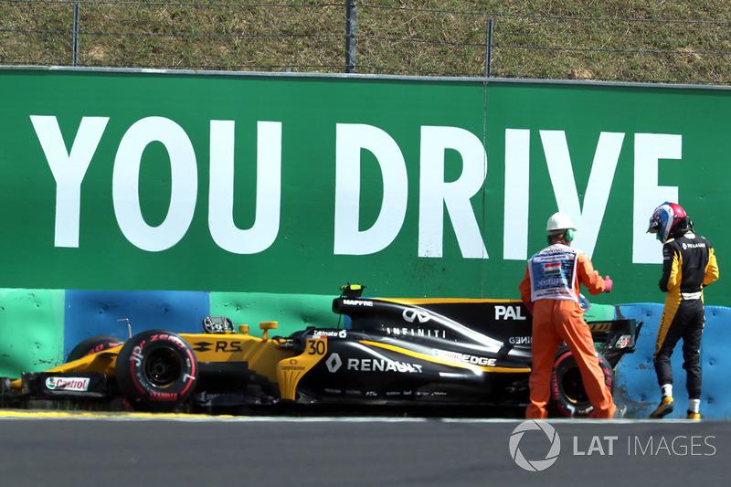 Маршали, Renault Sport F1 Team RS17 Джоліона Палмера