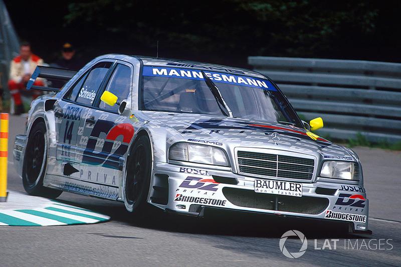 Автоспорт остался без чемпионата Deutsche Tourenwagen Meisterschaft