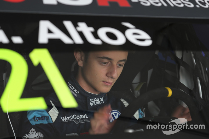 Джакомо Альто, West Coast Racing, Volkswagen Golf GTi TCR