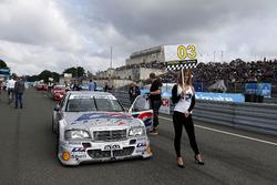 Grid girl of Thorsten Stadler, Mercedes Benz C-Klasse DTM
