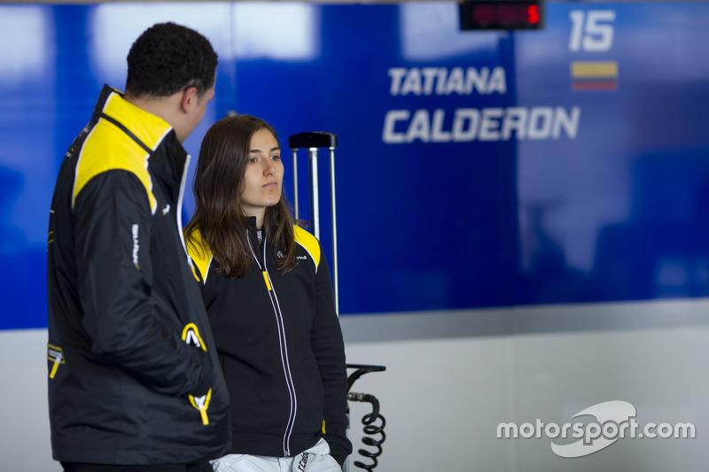 Tatiana Calderon, DAMS