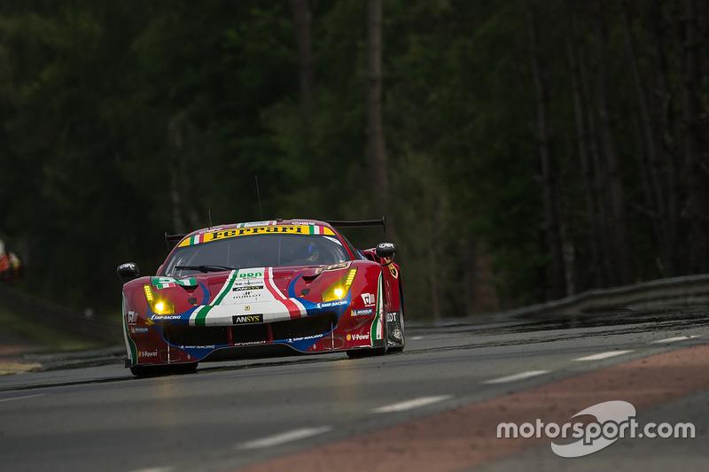 LMGTE-Pro: #51 AF Corse, Ferrari 488 GTE