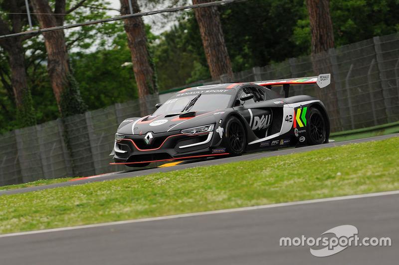 #42 Strakka Racing, Renault RS01: Lewis Williamson, Nick Leventis