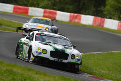 Chris Brueck, Christian Menzel, Fabian Hamprecht, Marco Holzer, Team Abt,  Bentley Continental GT3