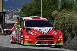 Giandomenico Basso, Lorenzo Granai, Ford Fiesta R5 EVO, BRC