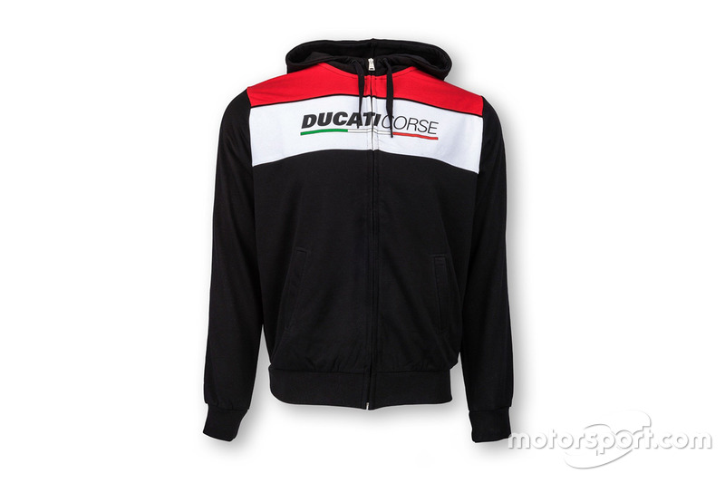 Veste à capuche Ducati