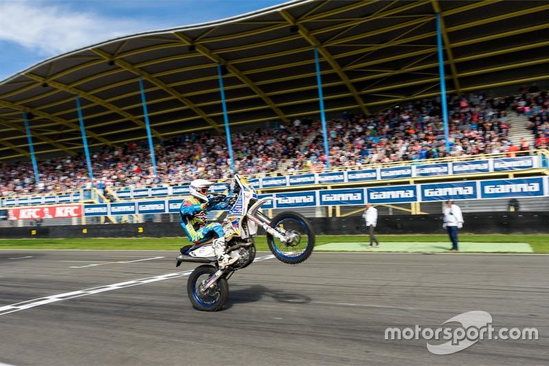 Motocross demo