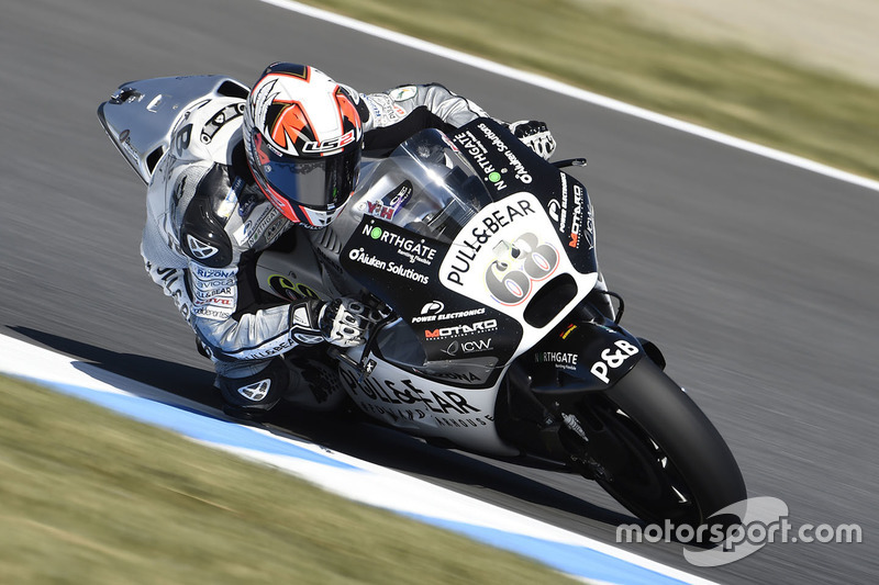 17. Yonny Hernandez, Aspar Racing Team