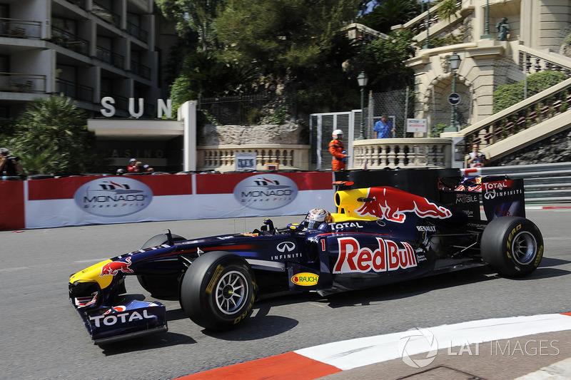2011: Себастьян Феттель, Red Bull-Renault RB7