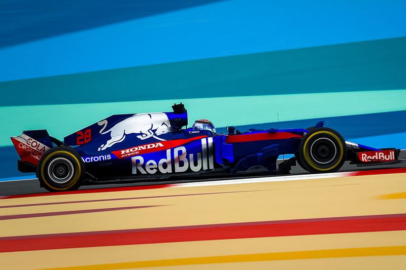 La Toro Rosso STR13 imaginée sans le Halo