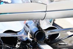 Escapes del Mercedes-AMG F1 W09