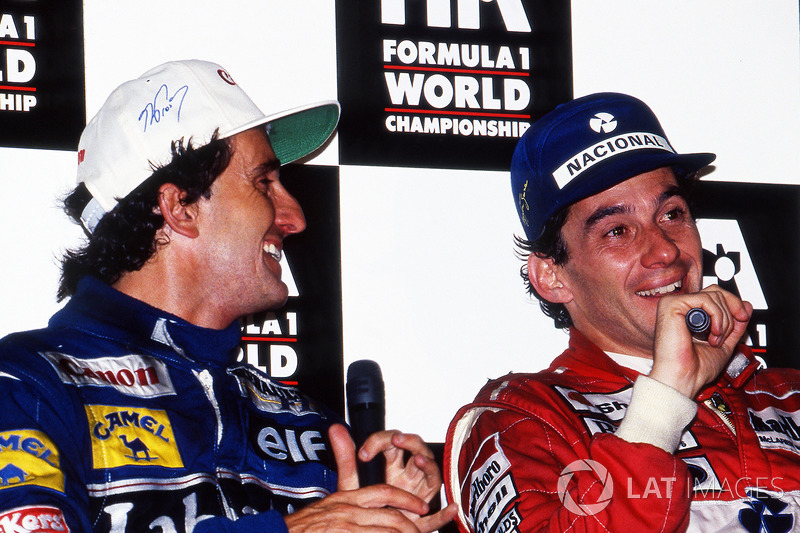 Em 1993, a vitória de Senna foi sua 41ª e última. A prova ainda marcou a despedida de Alain Prost do mundial.