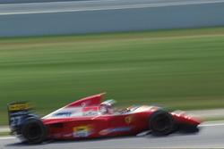 Жан Алези, Ferrari F93A