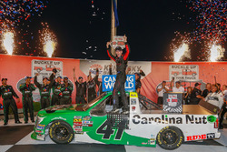 Race winner Ben Rhodes, ThorSport Racing