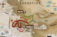 Етап 11: Белен - Чілесіто