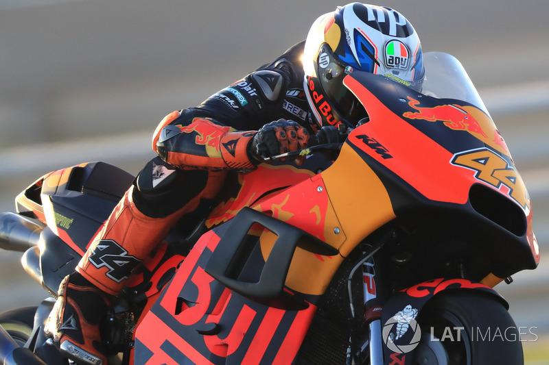Pol Espargaro, Red Bull KTM Factory Racing, new KTM fairing
