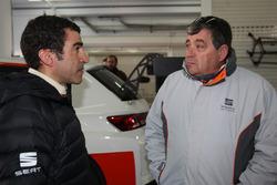 Jordi Gene, Antonio Rodriguez