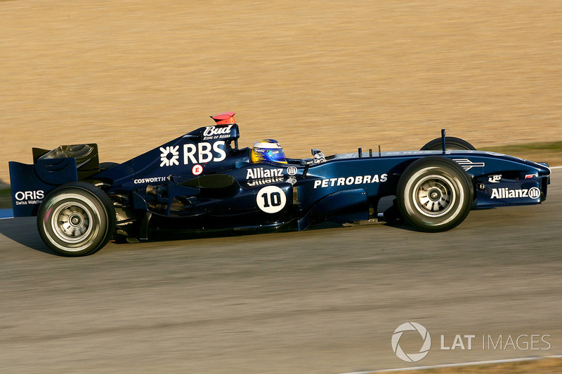 Nico Rosberg, Williams Cosworth FW27