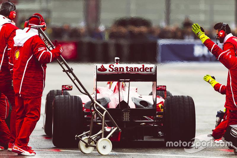 Antonio Giovinazzi, Ferrari F60