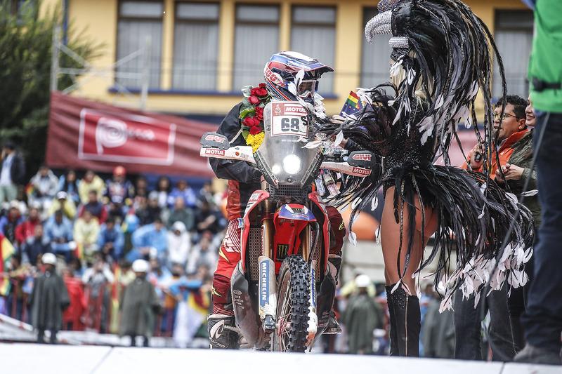 #68 Monster Energy Honda Team: Хосе Ігнасіо Корнехо Флорімо