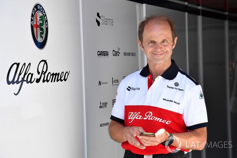 Josef Leberer, Sauber Trainer