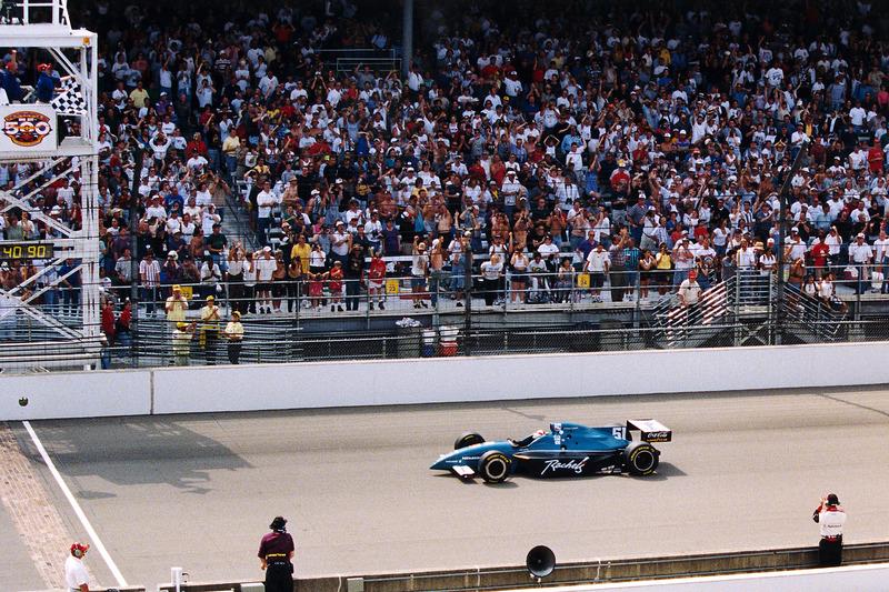 1998 - Eddie Cheever, Jr., Dallara/Oldsmobile