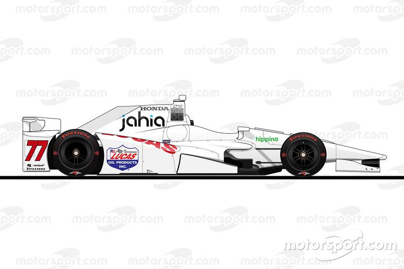 Startpositie 10: Oriol Servia (Schmidt-Honda)