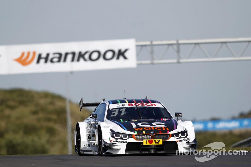 10. Tom Blomqvist, BMW Team RBM, BMW M4 DTM