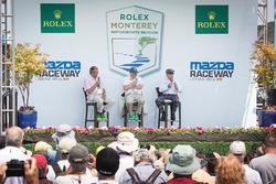 David Hobbs, Murray Smith, Sir Jackie Stewart