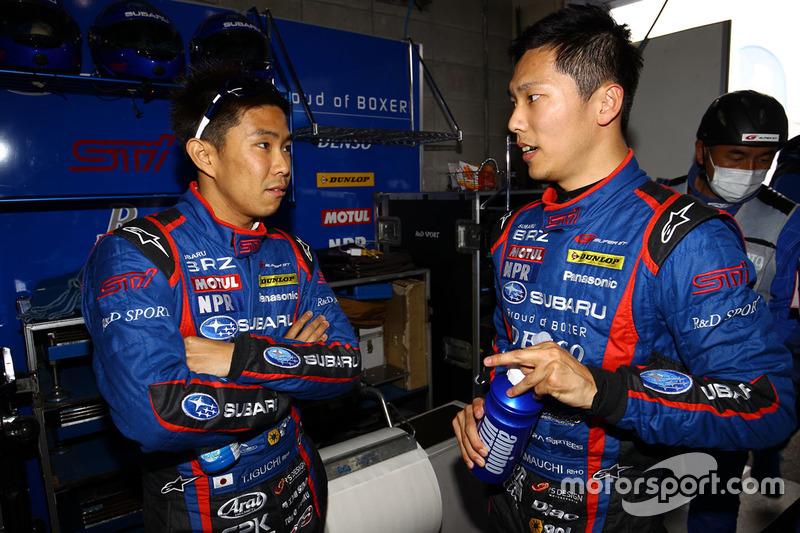 Takuto Iguchi, Hideki Yamauchi, R&D Sport