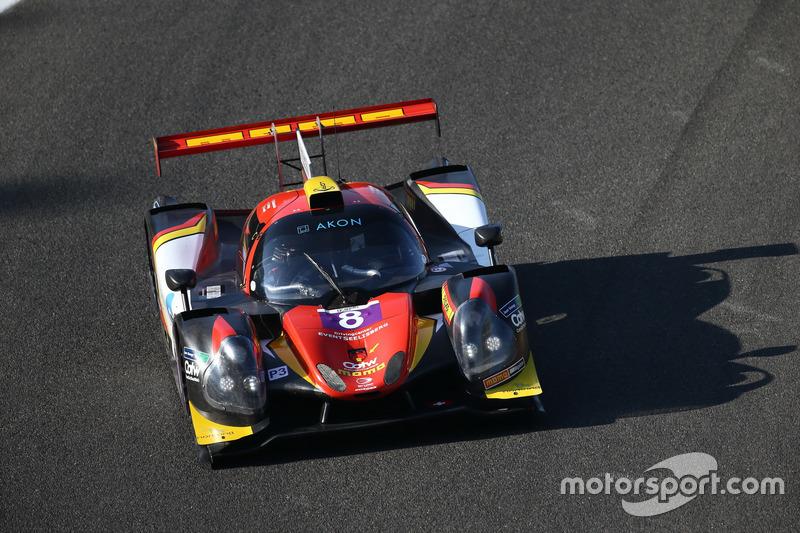 #8 Race Performance, Ligier JSP3 - Nissan: Marcello Marateotto, Giorgio Maggi, Bert Longin