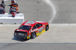 Das Auto von Dale Earnhardt Jr., Hendrick Motorsports, Chevrolet, nach Crash