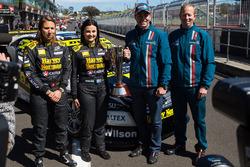 Simona de Silvestro und Renee Gracie, Harvey Norman Supergirls, Nissan; Craig Lowndes und Steven Ric