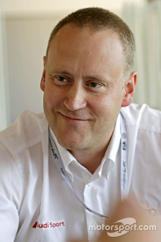 Stefan Dreyer, LMP-Leiter, Audi Sport
