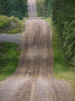 Famous Rally Finland roads