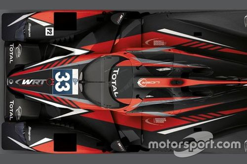 WRT Racing, annuncio