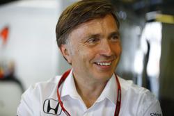 Jost Capito, McLaren Chief Executive Officer