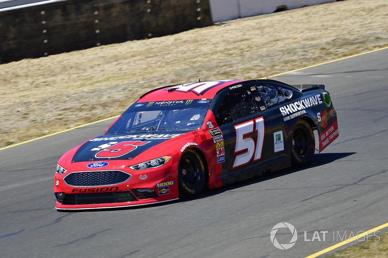 36. Chris Cook, Rick Ware Racing, Chevrolet Camaro Shockwave