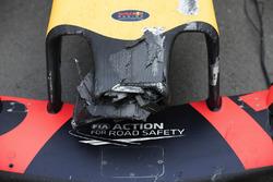 Hasarlı araç, Max Verstappen, Red Bull Racing
